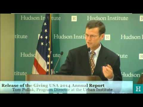 Release of the Giving USA 2014 Annual Report