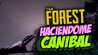 THE FOREST - ME HAGO CANIBAL!! - [LIVE 2.0] #7