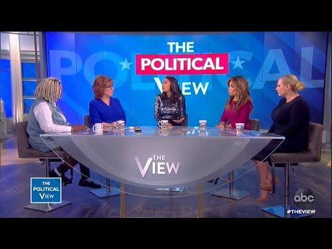 Alexandria Ocasio-Cortez Addresses 'Bernie Bros' | The View