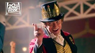 "The Greatest Showman | ""Come Alive"" Clip | Fox Family Entertainment"