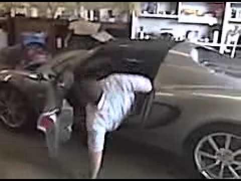 Fat In Car 95