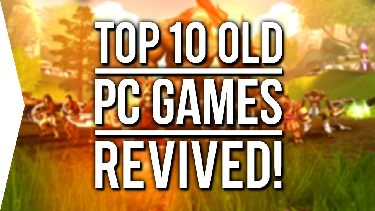 Best Of Old Games