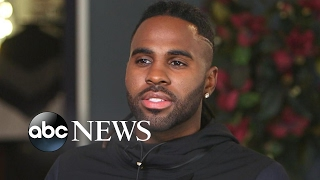 Jason Derulo on diving into the fashion world, why he