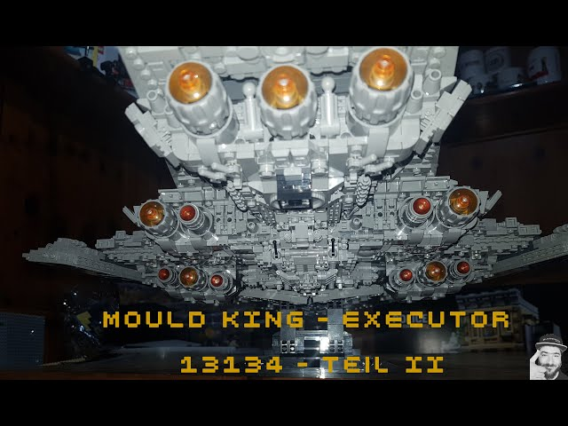 #Mouldking #Executor (2) 13134 - #SSD - Star Wars - #MOC