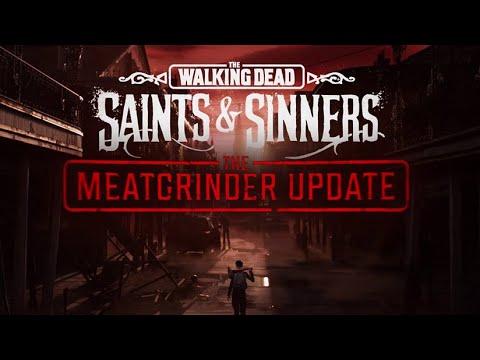 The Walking Dead : Saints & Sinners - The Meatgrinder