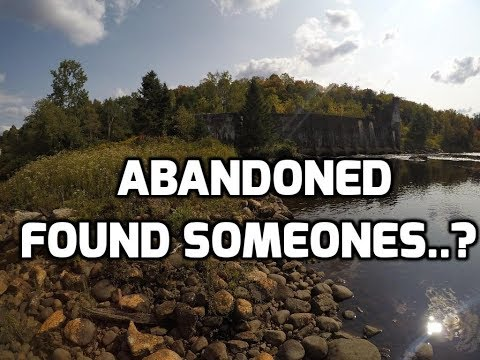 FOUND ABANDON FACTORY IN THE ADIRONDACKS! IN 4K!!!