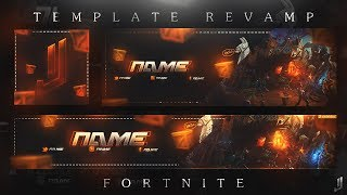 Free Gfx Fortnite Battle Royale Youtube Template