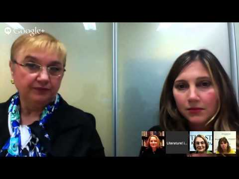 Lidia Bastianich and Parade Magazine Hangout On Air