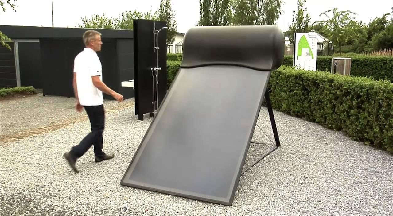 Aguasol - Solar Water Heater (uk) - YouTube