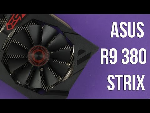 видеокарта asus strix-r9380-dc2oc-2gd5-gaming