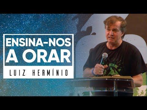 MEVAM OFICIAL - ENSINA-NOS A ORAR - Luiz Hermínio