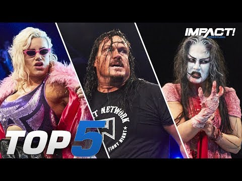 Top 5 Must-See Moments from IMPACT Wrestling for Aug 9, 2019 | IMPACT! Highlights Aug 9, 2019