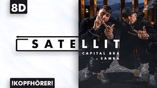 8D AUDIO | Capital Bra & Samra - Satellit