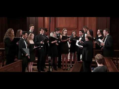 The Luckiest - Christopher Wren Singers - April 2017