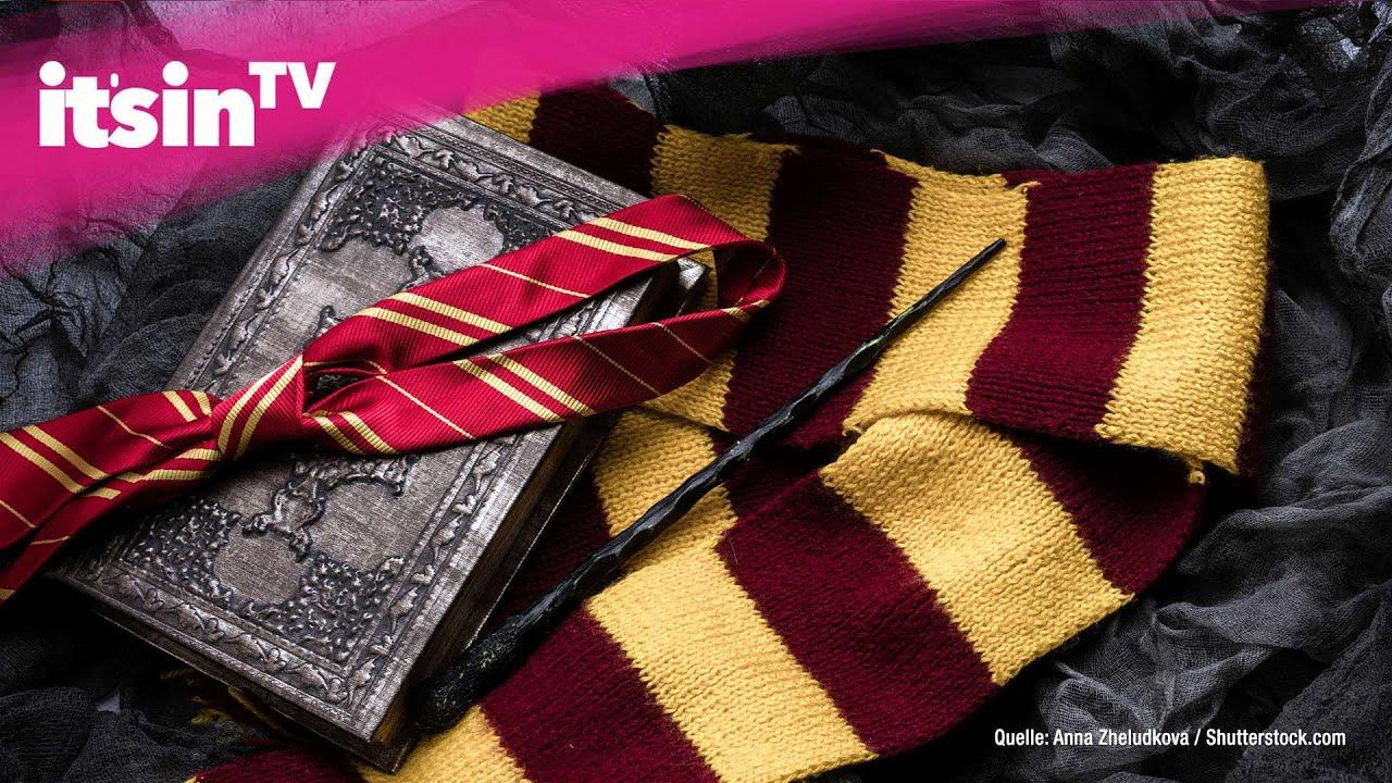 """wie in """"harry potter"""" mit hogwartskursen zum zauberer"""