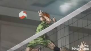 AMV Haikyuu Волейбол Op 1