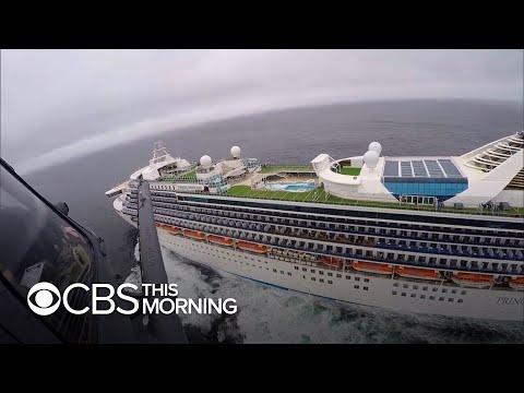 Cruise Ship With Coronavirus Cluster To Dock In California