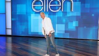 Ellen Is Sick of Being Sick