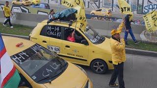 La verdadera cara de taxis vs uber Documental colombia