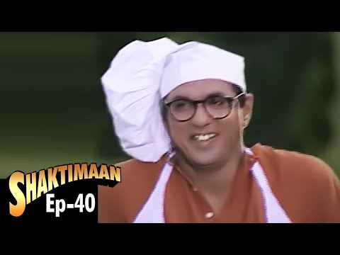 Shaktimaan - Episode 40