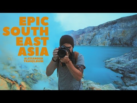 Epic Southeast Asia | 4 Months of Travel