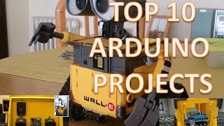 видео arduino top 10 projects
