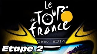 Tour de France 2014 Etape 2 : York - Sheffield
