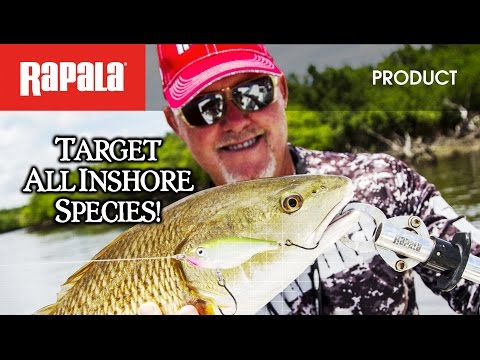 Targeting Inshore Saltwater Species-The Rapala® X-Rap® Twitchin' Mullet