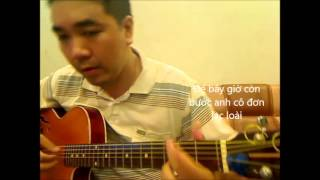 THOI ANH HAY VE - [Guitar + Harmonica] [K'K]