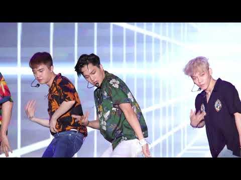 Kai [EXO] Focus - The Eve HENRY Demo Ver.