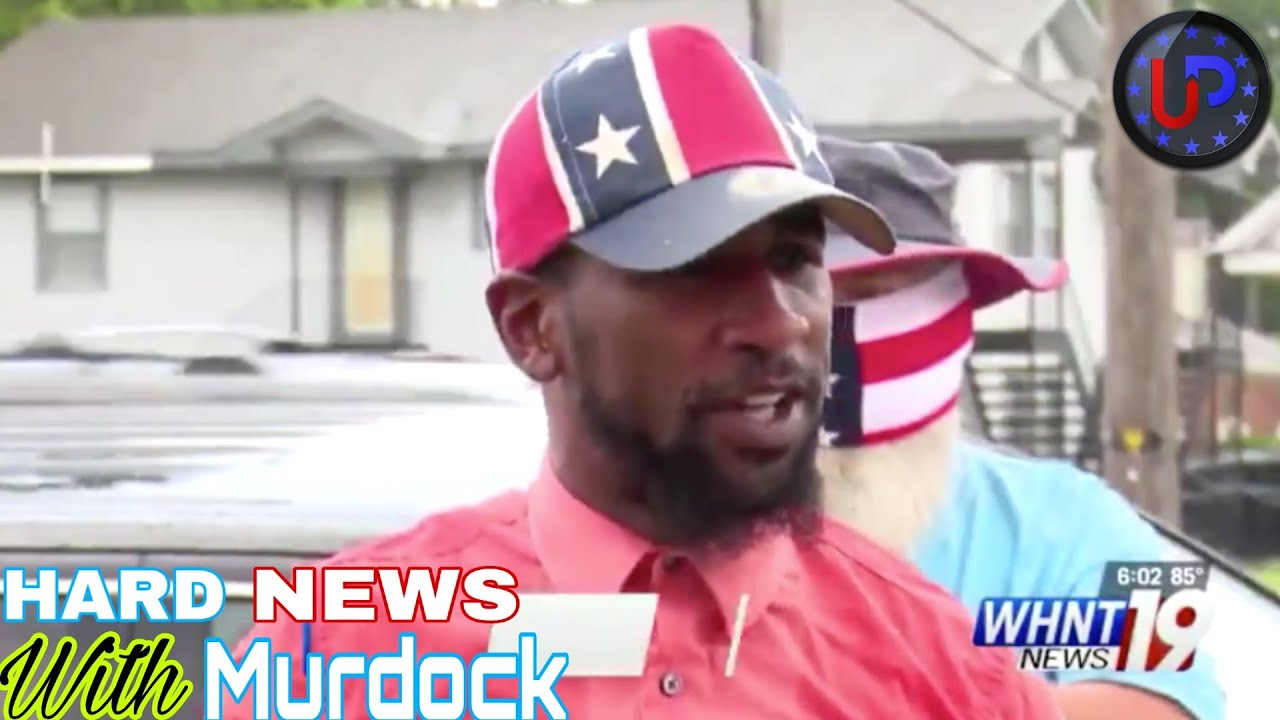 Hard news With Murdock: A black man defends the confederate flag