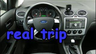 2007 Ford Focus Ghia 2.0 (145) POV TEST Drive