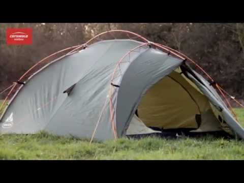 & Vaude Terraquattro tent | Cotswold Outdoor product video - YouTube