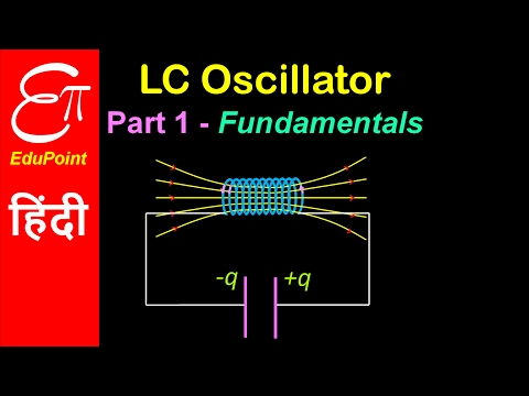 LC Oscillator - Part 1 - Fundamentals | video in HINDI | EduPoint
