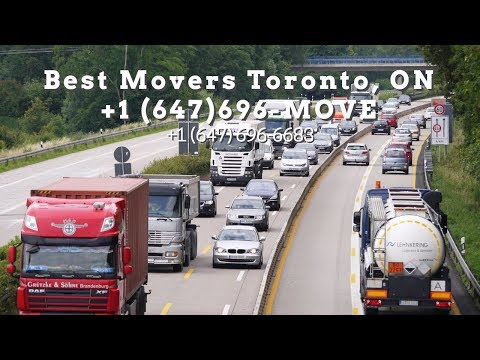 Best Movers Toronto, ON, Canada +1(647) 696-MOVE +1(647) 696-6683