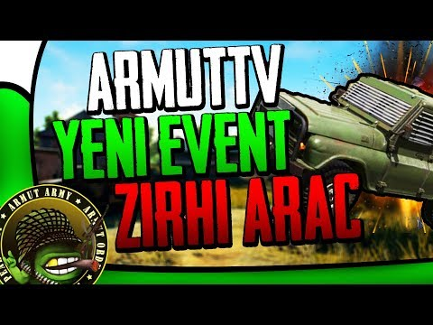 Pubg Armut Army Yeni Event (zırhlı Araç)