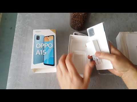 Мобильный телефон OPPO A15 2/32GB Dynamic Black