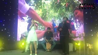 """Đôi nam nữ hát ca khúc """"Ông bà anh"""" cực hay ở đám cưới Sài Gòn"""