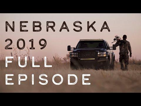 2019 Nebraska Mule Deer Spot And Stalk Archery Hunt