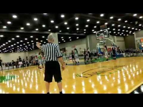 All Ohio Xpress vs Arkansas DAZZLERS Gold Championship Game