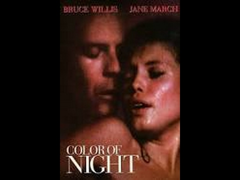 Color of Night 1994  / Bruce Willis, Jane March, Rubén Blades
