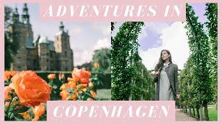 EPIC ADVENTURES IN COPENHAGEN // TRAVEL VLOG