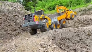 BEST OF RC l OUTDOOR MINE! BIG AND AWESOME RC CONSTRUCTION!