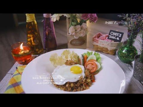 Chef's Table - Nasi Goreng Kampung Spesial