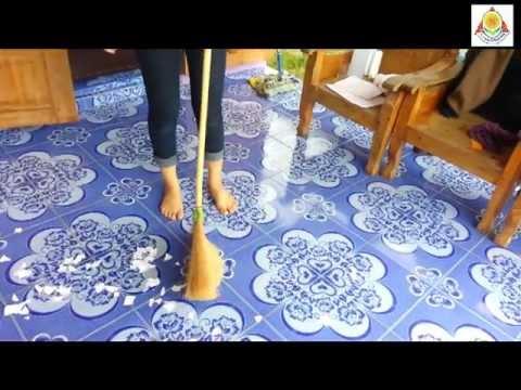 การทำความสะอาดบ้าน 307