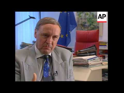 BELGIUM: BRUSSELS: EU COMMISSION PREVIEW
