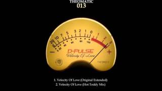 Velocity Of Love D Pulse Hot Toddy Mix