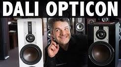 DALI OPTICON Serie Test (Opticon 6 und 2) Vorstellung auf deutsch