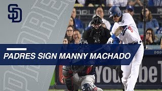 Manny Machado set to test waters of free agency
