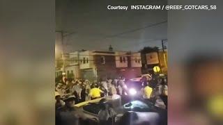 Protests in Philadelphia after police kill Black man